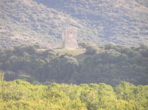 Torre di Collelungo, Parco della Maremma, Grosseto. Author and Copyright Marco Ramerini