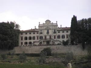 Villa Vistarenni, Gaiole in Chianti, Sienne. Auteur et Copyright Marco Ramerini.
