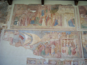 Affresco, Camposanto, Pisa. Author and Copyright Nello e Nadia Lubrina