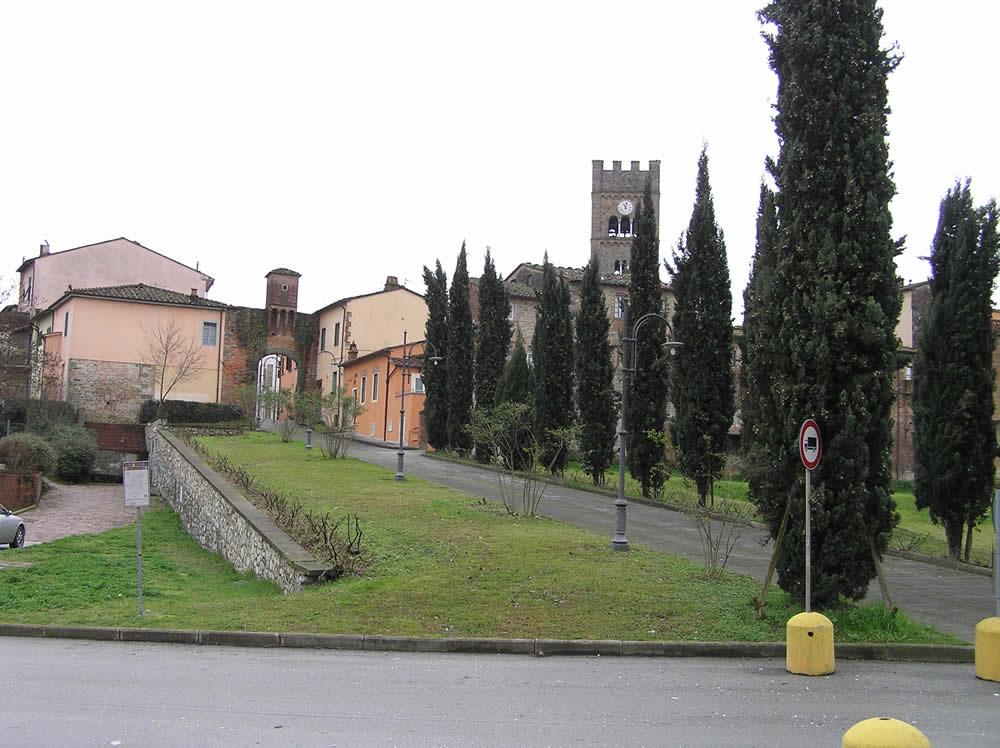 Altopascio, Lucca. Author and Copyright Marco Ramerini,