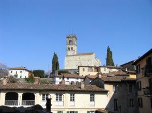 Barga, Lucca. Author and Copyright Marco Ramerini