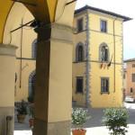 Borgo a Mozzano, Lucca. Author and Copyright Marco Ramerini
