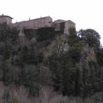 Castello di Triana, Roccalbegna, Grosseto.. Author and Copyright Marco Ramerini