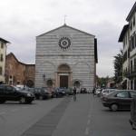 Chiesa di San Francesco, Lucca. Author and Copyright Marco Ramerini