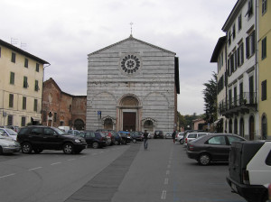 Chiesa di San Francesco, Lucca. Author and Copyright Marco Ramerini