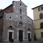 Chiesa di San Giusto, Lucca. Author and Copyright Marco Ramerini
