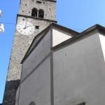 Chiesa di San Jacopo, Borgo a Mozzano, Lucca. Author and Copyright Marco Ramerini