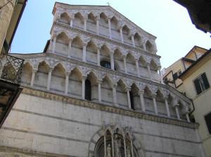 Chiesa di San Michele in Borgo, Pisa. Author and Copyright Marco Ramerini