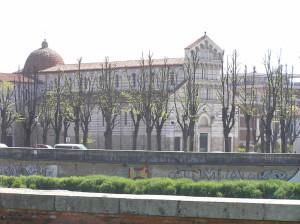 Chiesa di San Paolo a Ripa d'Arno, Pisa. Author and Copyright Marco Ramerini