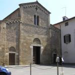 Chiesa di San Sisto, Pisa. Author and Copyright Marco Ramerini