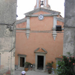 Chiesa di Santa Caterina, Marciana, Isola d'Elba, Livorno. Author and Copyright Marco Ramerini