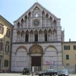 Chiesa di Santa Caterina d'Alessandria, Pisa. Author and Copyright Marco Ramerini