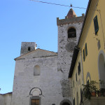 Chiesa di Santo Stefano, Serravalle Pistoiese, Pistoia. Author and Copyright Marco Ramerini