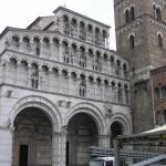 Duomo, Lucca. Author and Copyright Marco Ramerini