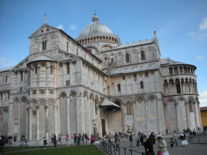 Duomo, Pisa. Author and Copyright Nello e Nadia Lubrina