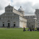 Duomo, Pisa. Author and Copyright Nello e Nadia Lubrina