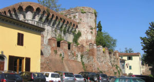 Fortezza, Montecarlo, Lucca.. Author and Copyright Marco Ramerini