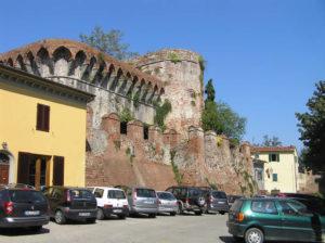 Fortezza, Montecarlo, Lucca.. Author and Copyright Marco Ramerini