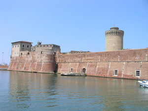 Fortezza Vecchia, Livorno,. Author and Copyright Marco Ramerini