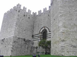 Il Castello dell'Imperatore, Prato. Author and Copyright Marco Ramerini..