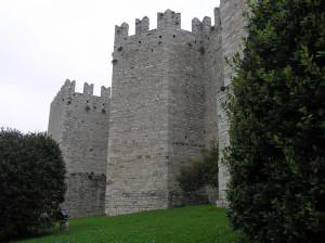 Il Castello dell'Imperatore, Prato. Author and Copyright Marco Ramerini.