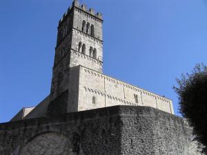 Il Duomo, Barga, Lucca. Author and Copyright Marco Ramerini