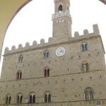 Il Palazzo dei Priori, Volterra, Pisa. Author and Copyright Marco Ramerini