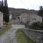 Il borgo del Castello di Triana, Roccalbegna, Grosseto. Author and Copyright Marco Ramerini