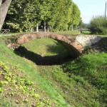 Il vecchio ponte sul Canale Imperiale, Vicopisano, Pisa. Author and Copyright Marco Ramerini