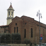 La Chiesa di San Francesco, Prato. Author and Copyright Marco Ramerini