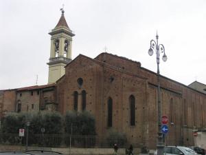 La Chiesa di San Francesco, Prato. Author and Copyright Marco Ramerini