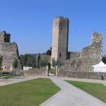 La Rocca Nuova o di Castruccio, Serravalle Pistoiese, Pistoia. Author and Copyright Marco Ramerini