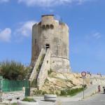 La Torre Pisana, Marciana Marina, Isola d'Elba, Livorno.. Author and Copyright Marco Ramerini