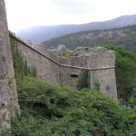 La fortezza pisana, Marciana, Isola d'Elba, Livorno. Author and Copyright Marco Ramerini