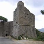 La fortezza pisana, Marciana, Isola d'Elba, Livorno.. Author and Copyright Marco Ramerini