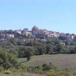Manciano, Grosseto. Author and Copyright Marco Ramerini