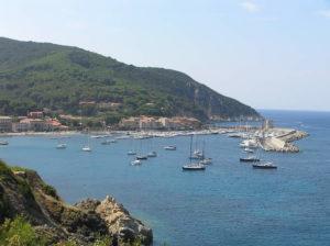 Marciana Marina, Isola d'Elba, Livorno. Author and Copyright Marco Ramerini