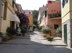 Marina di Campo, Campo nell'Elba, Isola d'Elba, Livorno. Author and Copyright Marco Ramerini
