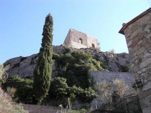 Montemassi, Roccastrada, Grosseto.. Author and Copyright Marco Ramerini