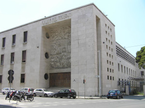 Palazzo del Governo, Livorno. Author and Copyright Marco Ramerini