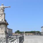 Piazza della Repubblica, Livorno. Author and Copyright Marco Ramerini