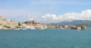 Portoferraio, Isola d'Elba, Livorno. Author and Copyright Marco Ramerini.