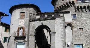 Rocca Ariostesca, Castelnuovo Garfagnana, Lucca. Author and Copyright Marco Ramerini