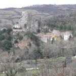Roccalbegna, Grosseto,. Author and Copyright Marco Ramerini