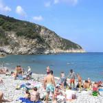 Spiaggia della Fenicia, Marciana Marina, Isola d'Elba, Livorno. Author and Copyright Marco Ramerini