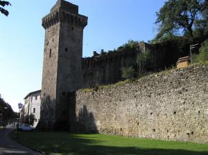 Torre del Brunelleschi, Vicopisano, Pisa. Author and Copyright Marco Ramerini