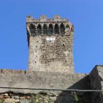 Torre del Mastio, Vicopisano, Pisa. Author and Copyright Marco Ramerini