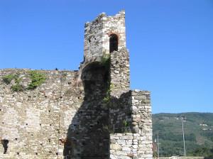 Torre della Rocca Nuova o di Castruccio, Serravalle Pistoiese, Pistoia. Author and Copyright Marco Ramerini