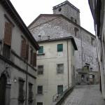 Una via di Coreglia Antelminelli, Lucca. Author and Copyright Marco Ramerini