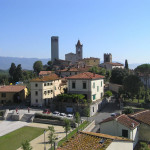 Veduta di Serravalle Pistoiese, Pistoia. Author and Copyright Marco Ramerini.